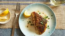 Recipe Lab: Pan-Roasted Fish Fillets