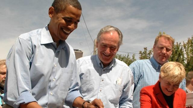 How Harkin Convinced Obama to Step Into Presidential Politics