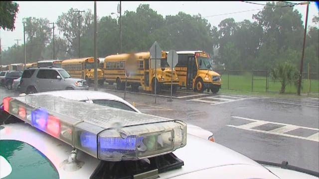12-year-old girl charged after pepper spray incident at McLane Middle School sends 37 to the hospital
