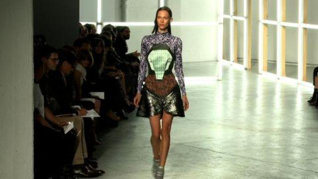 Style.com Fashion Shows - Rodarte: Spring 2013 Ready-to-Wear