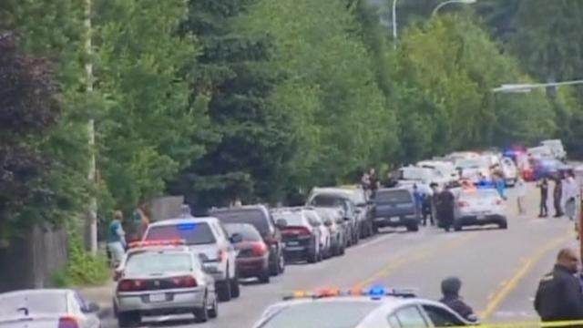 Reports of injuries after Oregon school shooting
