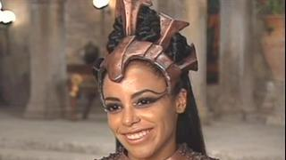 Queen Of The Damned, The-Aaliyah: On Who She Plays