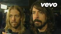 Interview with Foo Fighters