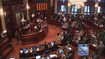 Lawmakers to work on Ill. pension deal next week