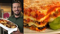 ULTIMATE VEGGIE LASAGNA