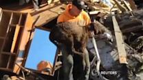 U.S. mudslide death toll rises to 14, 176 reported missing