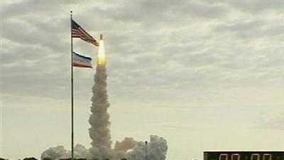 Endeavor Lifts Off For Final Time
