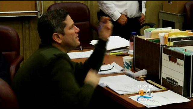 Escoto Held In Contempt Of Court In Newlywed Murder Trial