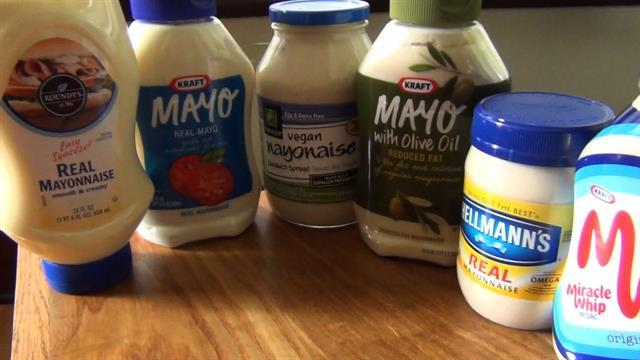 5-in-3: Mayonnaise Taste-Off