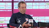 Klinsmann: We're not settling for draw vs. Portugal