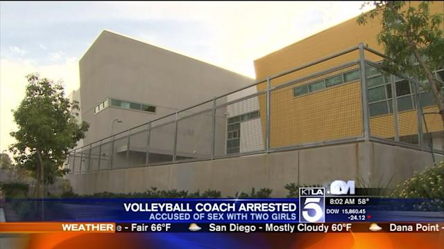 East L.A. Volleyball Coach Accused of Sex With Teen Student Expected in Court Tuesday