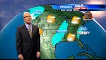 High temperatures could hit 50 today