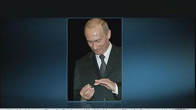 Putin's Super Bowl Bling?