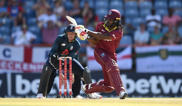 Gayle has scored 3994 runs in IPL