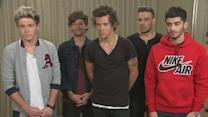 One Direction Discusses Chaos At 'Today' Show Performance