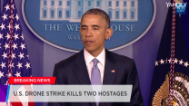 U.S. drone strike kills two hostages