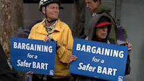 BART, union negotiations end for the night