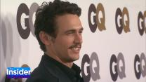 James Franco Parodies Shia LaBeouf in the Buff