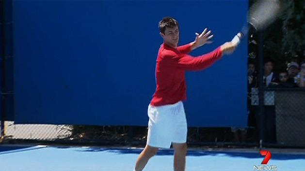 Tomic confirmed for French Open