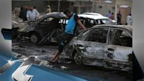 War & Conflict Breaking News: Suicide Bombers Target Baghdad Mosque, Killing 29