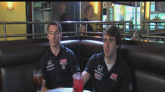 Vautier, Pagenaud represent France in Indy 500