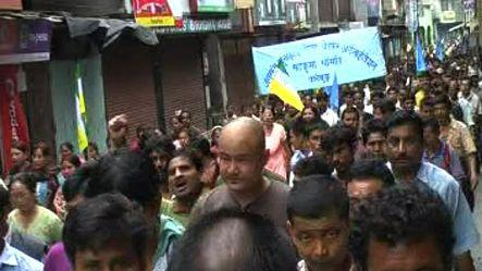 GJM agitation for Gorkhaland enters ten days
