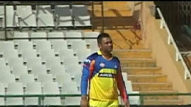 No amount of planning can stop Dhoni