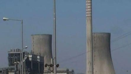 Thermal power stations shut down due to water crisis