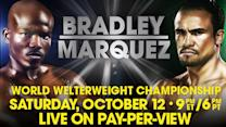 Bradley vs. Marquez: Fighters Face Off