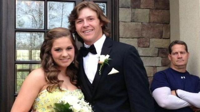 Prom Photobomb Goes Viral