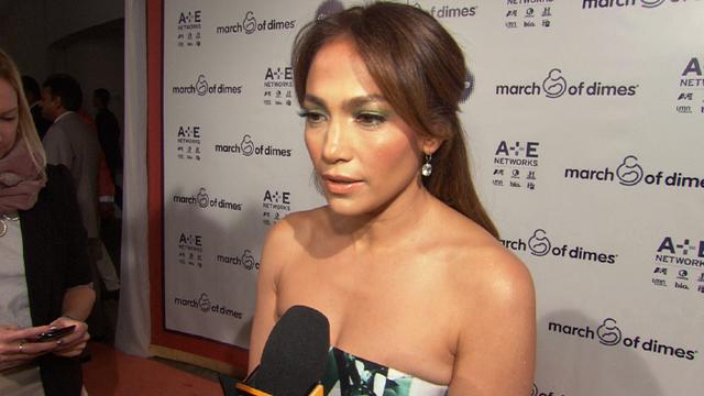 Jennifer Lopez Humbled By Grace Kelly Award