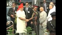 Modi vows to fix government muddle on India's 68th Independence Day
