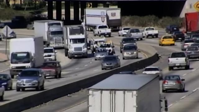 Home for the holidays? Highways could be busiest in years