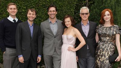 The Cast Of 'Mad Men' Helps Raise Money And Awareness For The Los Angeles Rape Treatment Center