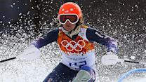 Julia Mancuso gives USA first alpine medal
