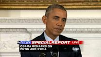Obama Discusses Syria, Gun Violence in Presidential News Conference