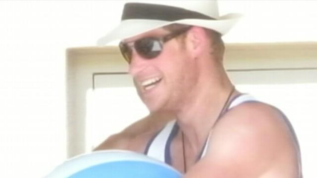 Prince Harry to Emerge for the First Time Since Naked Party Pictures