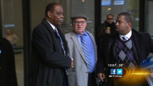 Cook County Commissioner William Beavers guilty on all counts in tax trial