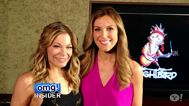 Get Ready For 'The LeAnn Rimes Spitfire Playlist' on 'omg! Insider'