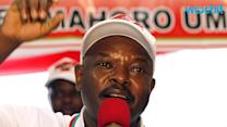 Burundi's Ruling Party Nominates President For Third Term