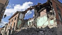 Death Toll Climbs After Italy Earthquake
