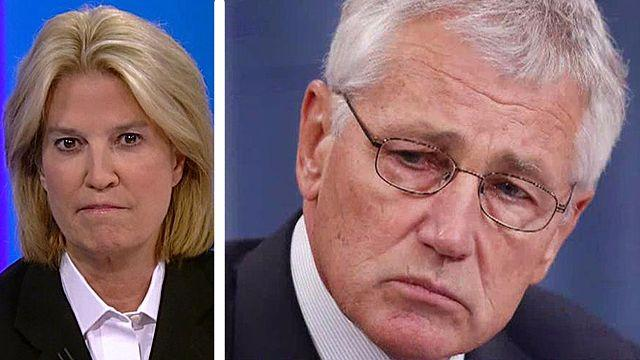 Greta: What's up with Chuck Hagel?