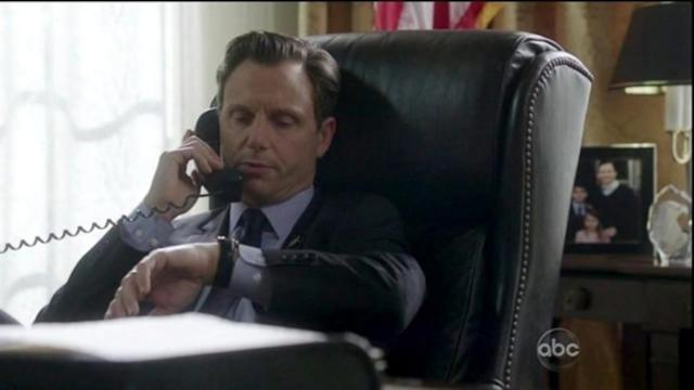 Ripped From the Headlines: 'Scandal' Star Tony Goldwyn Says Show Closer to Reality Than You May Think