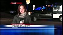Portland standoff continues after stabbing