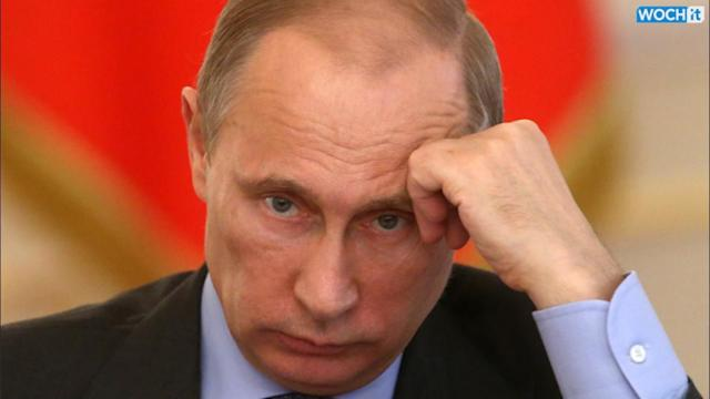 AP Analysis: Putin Cornered Over Ukraine