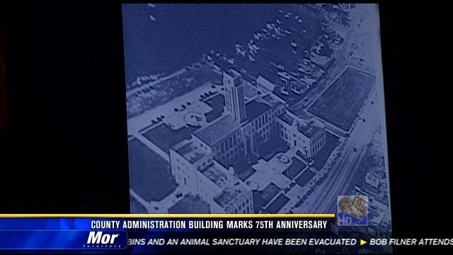 County administration building marks 75th anniversary