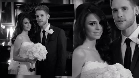 Cher Lloyd Marries in Secret Ceremony