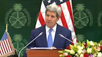 John Kerry Reacts to Attack on U.S. Ambassador