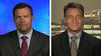 Kris Kobach responds to immigration riot attacks on home