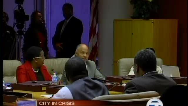 Detroit City Council to meet